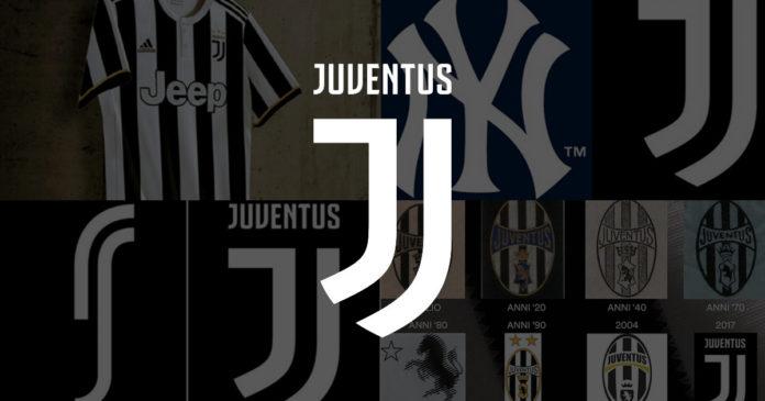 Logo Juve dalle Origini ad Oggi