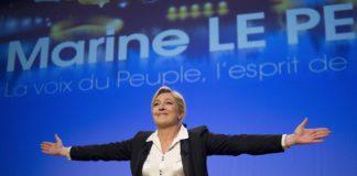 Marine Le Pen Vincerà le Elezioni