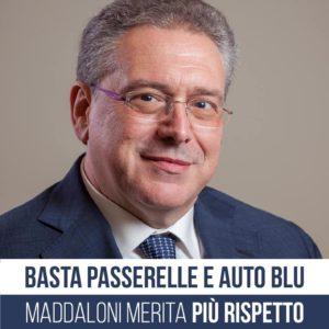 Basta Passerelle e Auto Blu