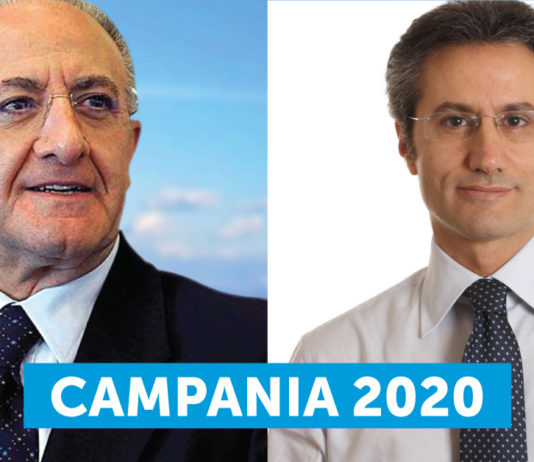 Elezioni Regionali Campania - 2020