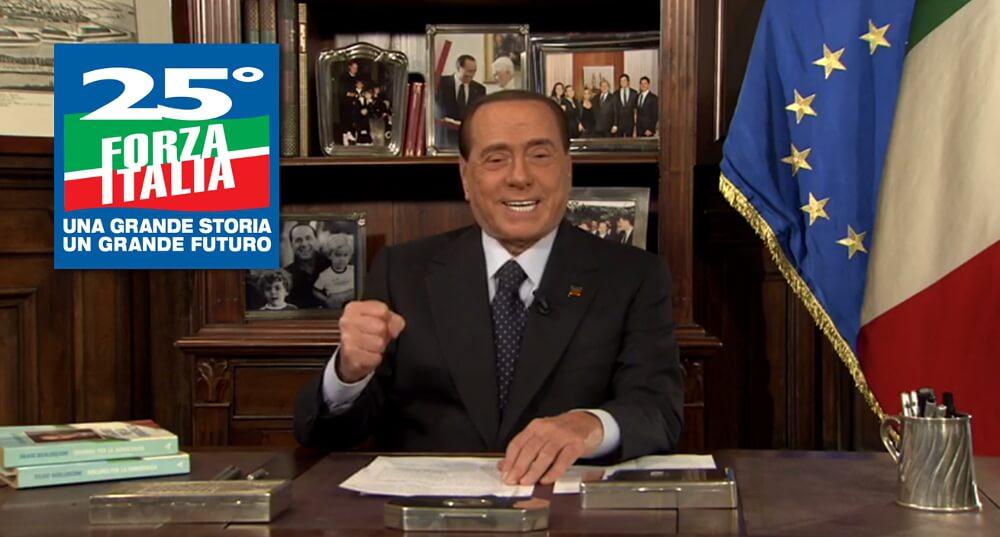 25 forza italia
