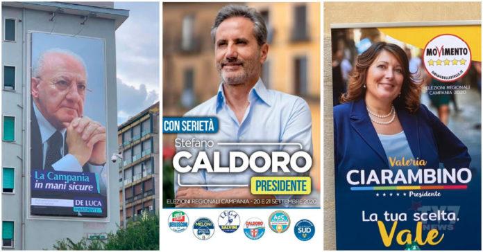 post regionali campania 2020