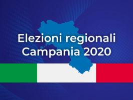 elezioni regionali campania 2020